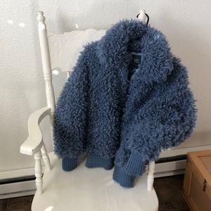 Wild Fable fur coat
